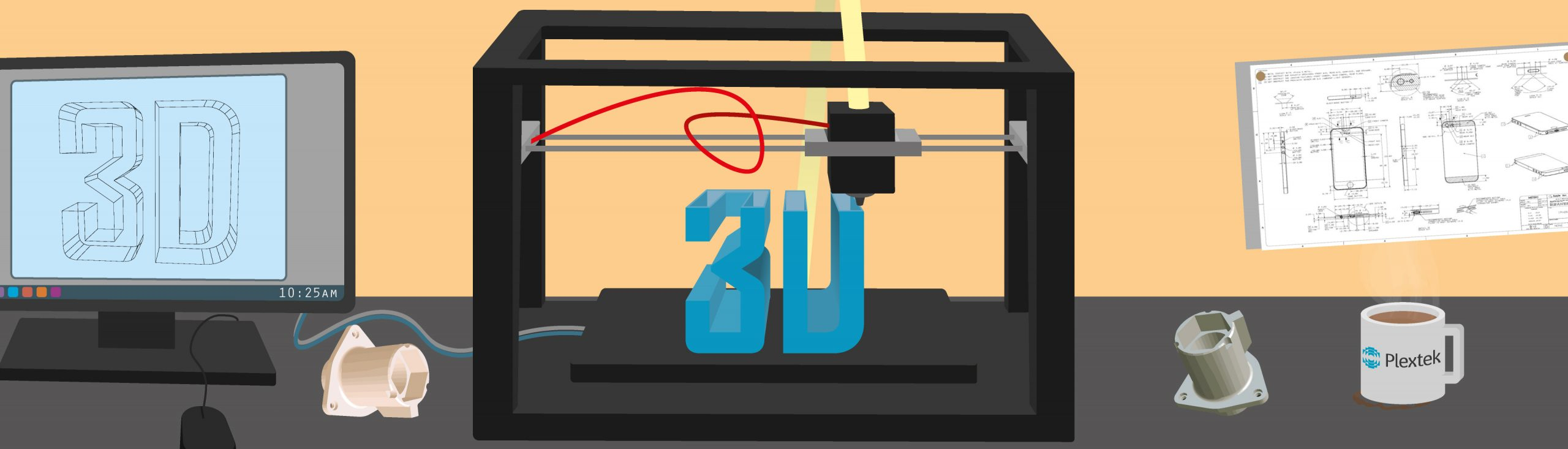 4 Steps to Using Additive Manufacturing During Development