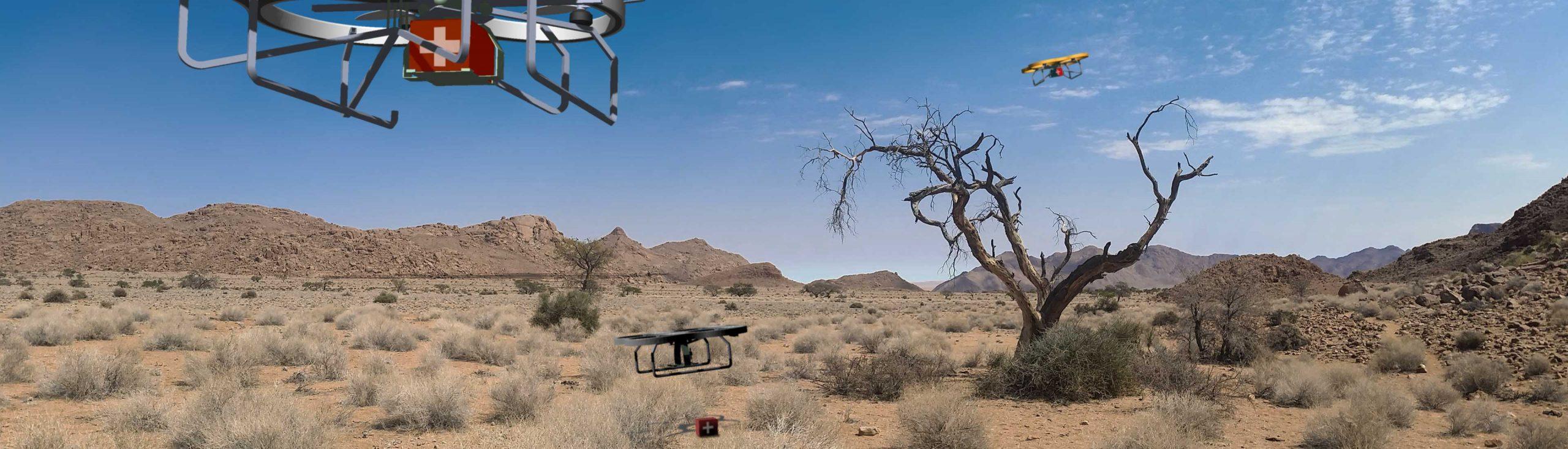 MediDrones-in-the-desert-redWhite