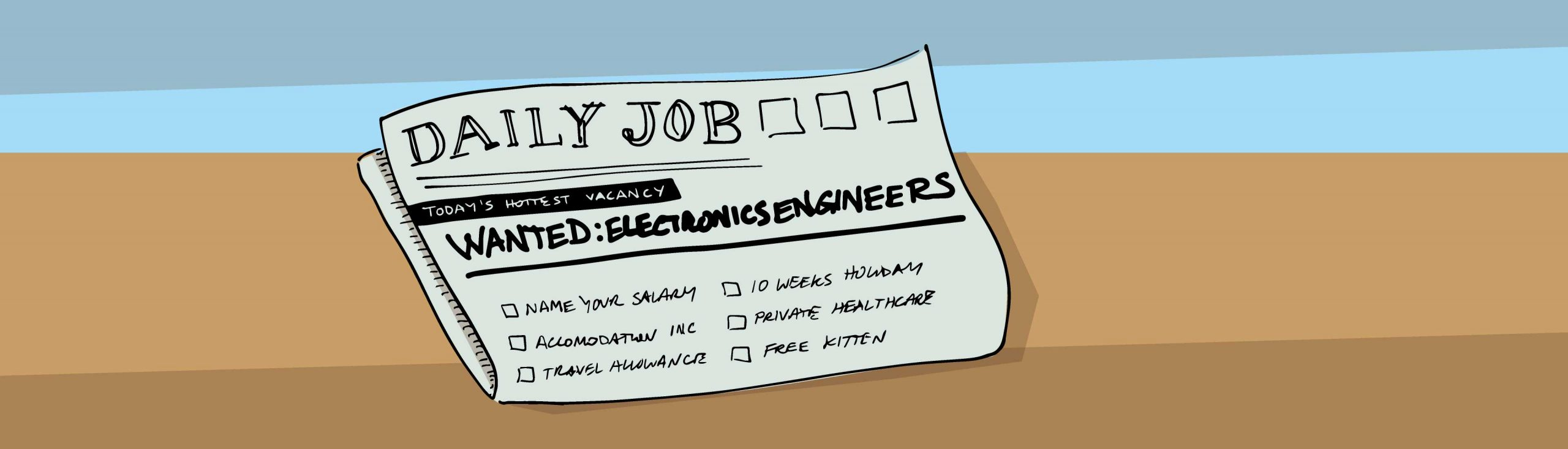 wanted engineers, blog header image