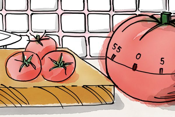 How can an Italian Tomato Make you More Productive?