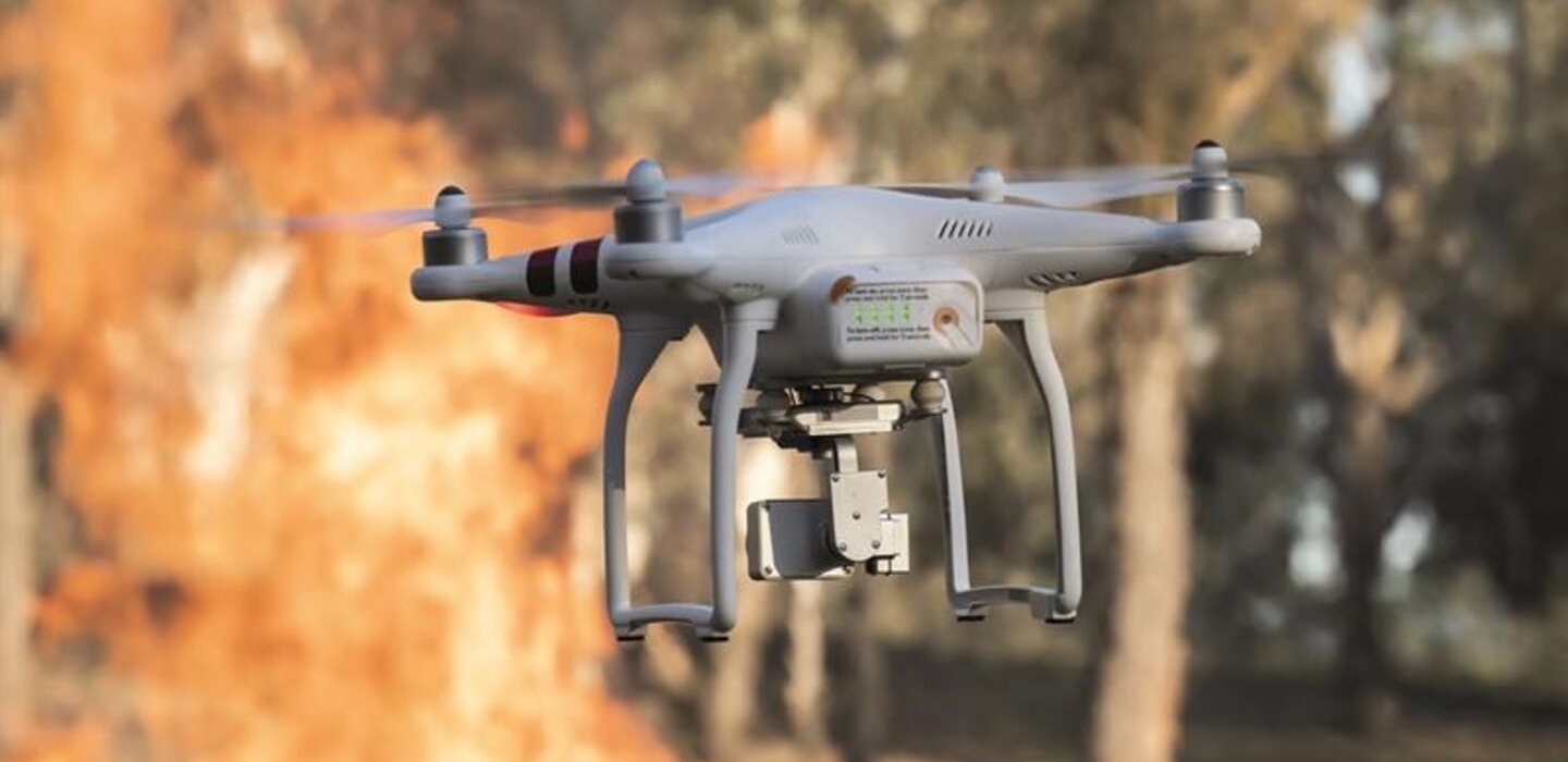 Drones for Mission-Critical Use