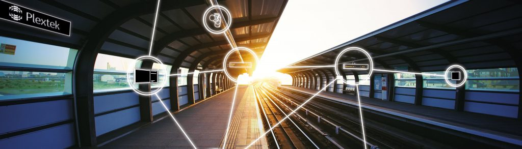 Railway station, Blog header image
