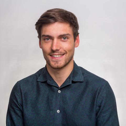 Freddy Saunders - Graduate Engineer