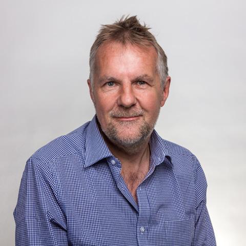 Steve Fitz, Director, Technology