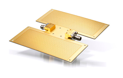 dual head antenna, sample of expertise