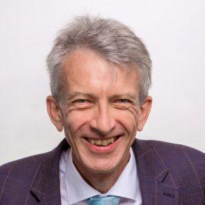 Nicholas Hill, CEO