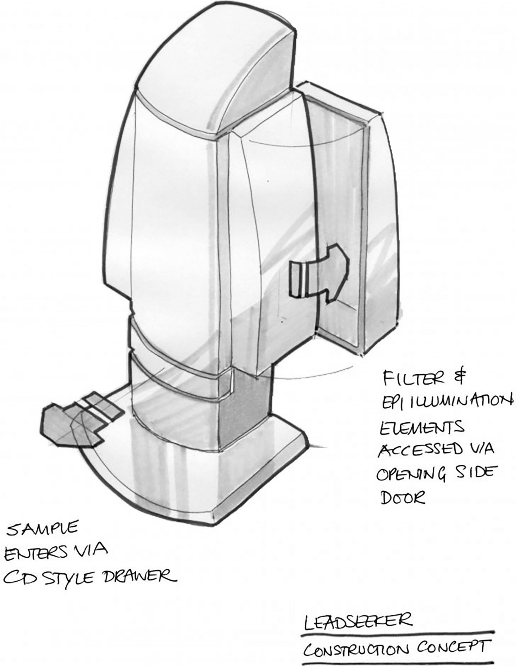 Drawings of design momentum project