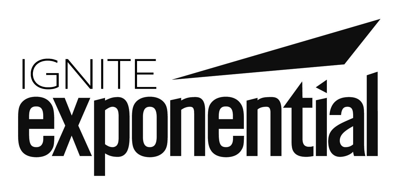 Ignite exponential logo