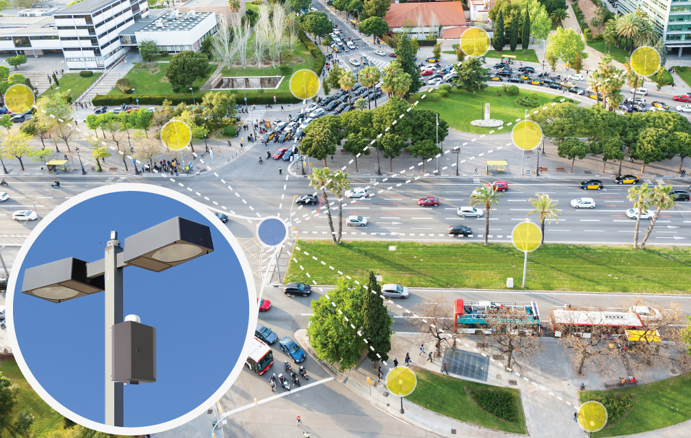Smart city solutions image