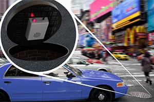 Smart Sensors, manhole cover