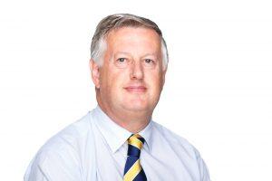 Terry warwick, headshot