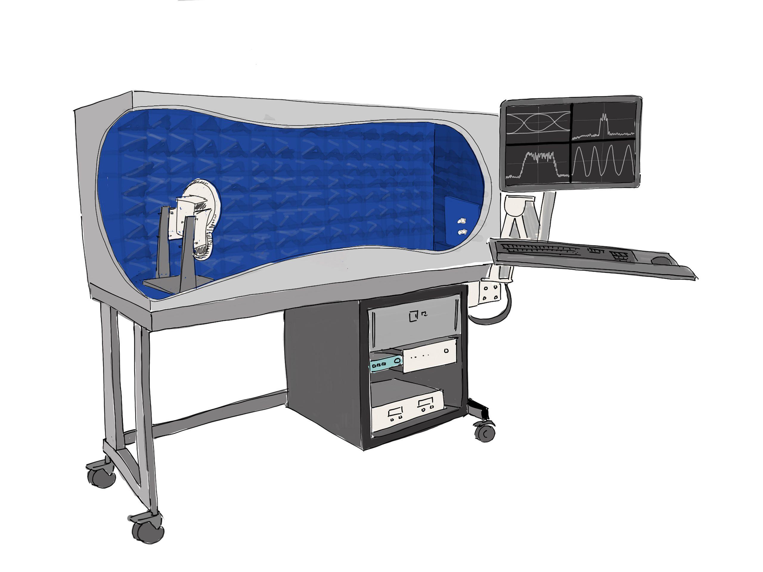 chamber cutaway