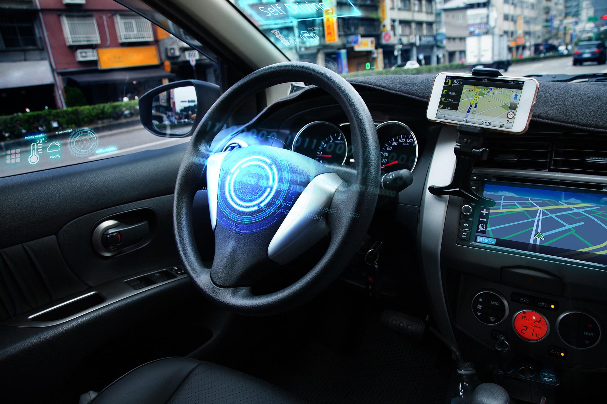 Smart Cities, Autonomous Vehicle