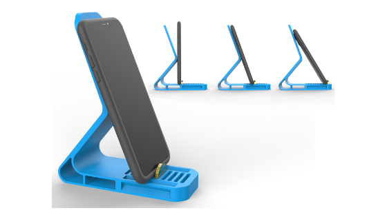 Phone stand cad