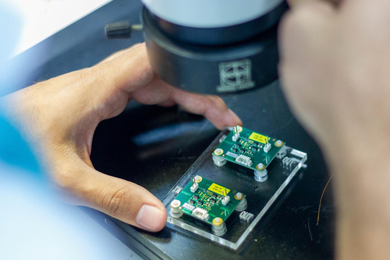 electronics manufacting